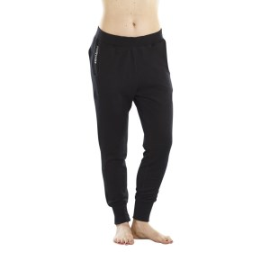 ioMerino Stride Womens Tracksuit Pants - Black
